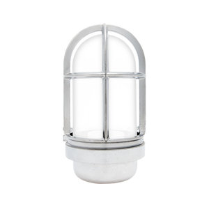 Koster chrome 75W E27 opaque glass